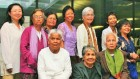 Some women from the Cambodian Oral History project sponsored by the Friends of the Turnbull Library met up on 12 February 2009. View more.